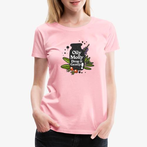 Essential Oil Tshirt - Women's Premium T-Shirt