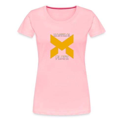 MasterAlPlayz - Women's Premium T-Shirt
