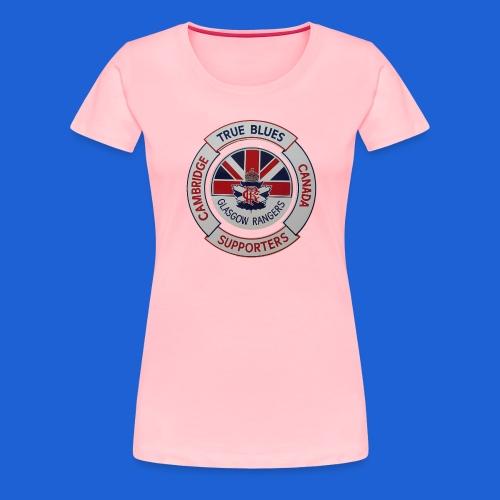 Cambridge Rangers Supporters Merch - Women's Premium T-Shirt