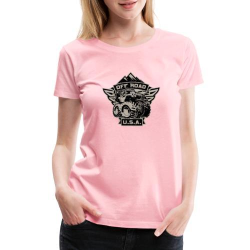 Off Road USA - Women's Premium T-Shirt