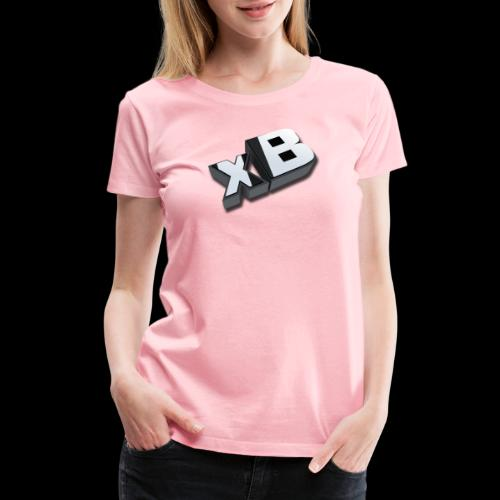 xB Logo - Women's Premium T-Shirt