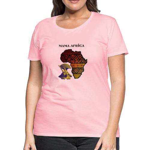Mama Africa - Women's Premium T-Shirt