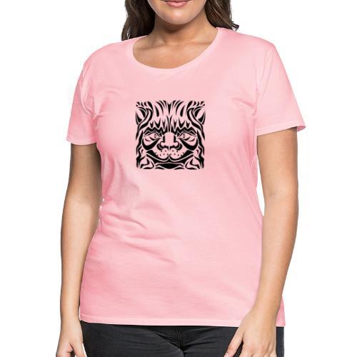 Cat's Head - Women's Premium T-Shirt
