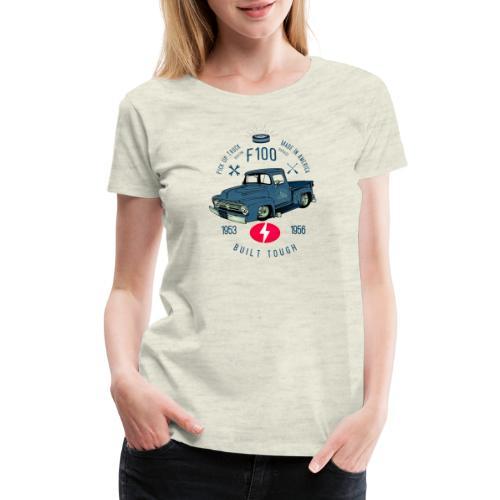 F100 Built Tough - Women's Premium T-Shirt