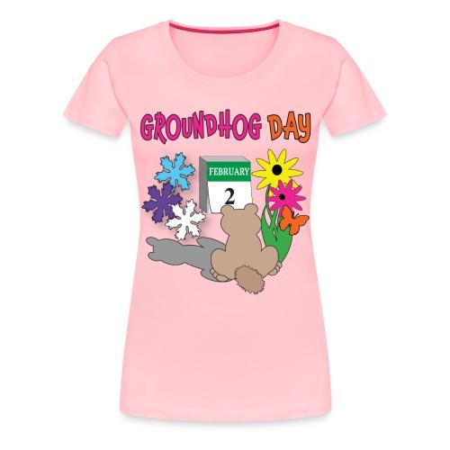 Groundhog Day Dilemma - Women's Premium T-Shirt