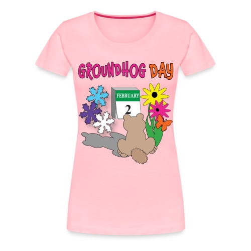 Groundhog Day Dilemma - Women's Premium T-Shirt