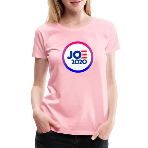 JOE 2020 White - Women's Premium T-Shirt