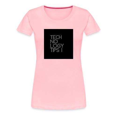 23652482 67DD 4297 A621 D715B2EFD74E - Women's Premium T-Shirt