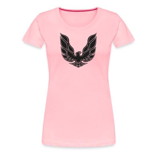 trans am logo - Women's Premium T-Shirt