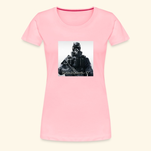 ItsAbe2Smooth - Women's Premium T-Shirt
