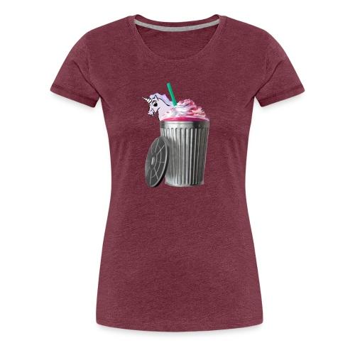 trash brigade unicorn - Women's Premium T-Shirt