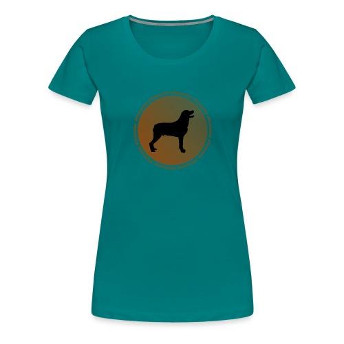 Rottweiler - Women's Premium T-Shirt