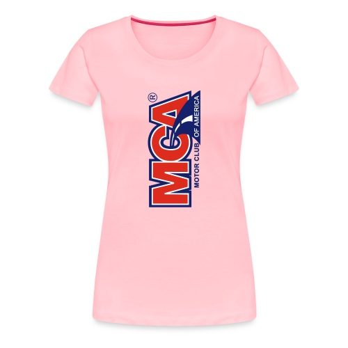 MCA Logo Iphone png - Women's Premium T-Shirt