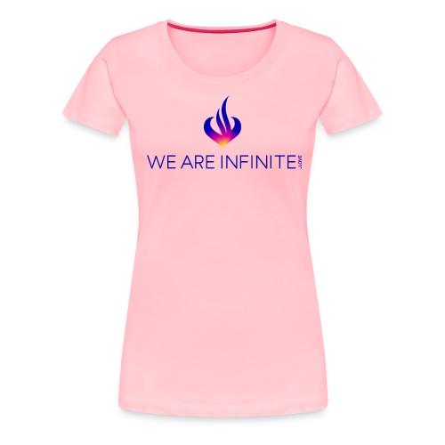 We Are Infinite - Women's Premium T-Shirt
