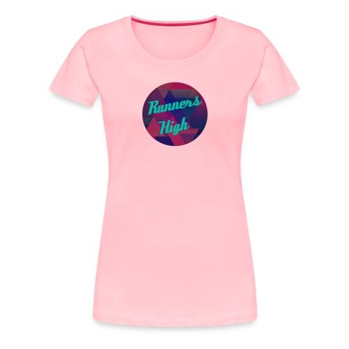 Runners High Classic - Women's Premium T-Shirt