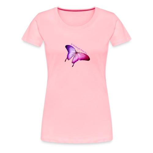 New Butterfly - Women's Premium T-Shirt