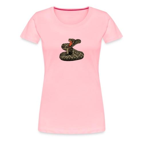 RATTLESNAKE SLASHER - Women's Premium T-Shirt