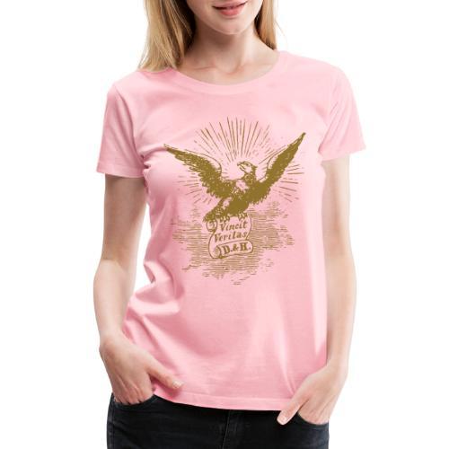 vincit veritas - Women's Premium T-Shirt
