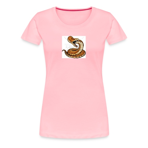 RATTLESNAKE SLASHER 2017 - Women's Premium T-Shirt