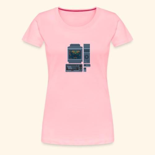 fmt 1 - Women's Premium T-Shirt