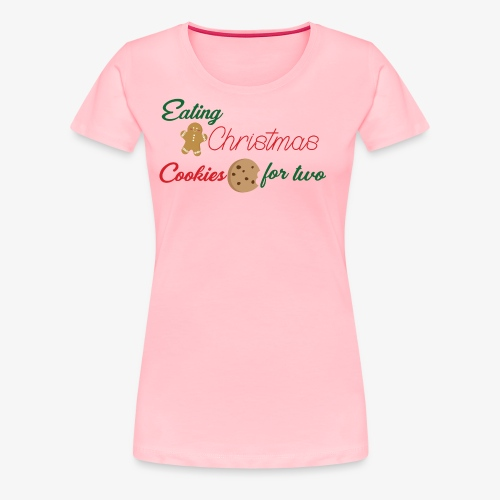 Christmas Cookies - Women's Premium T-Shirt