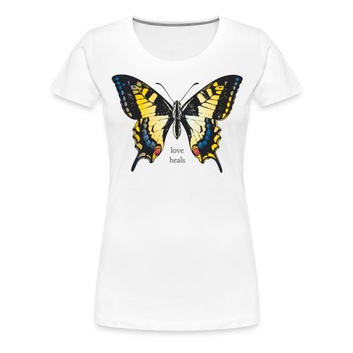 lovehealsv121 - Women's Premium T-Shirt