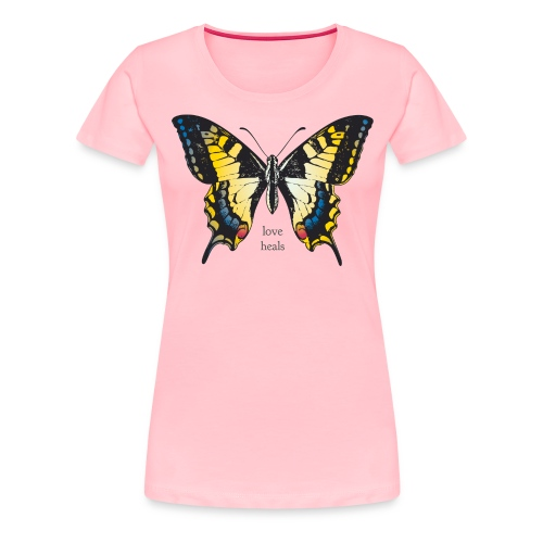 lovehealsv121 - Women's Premium T-Shirt