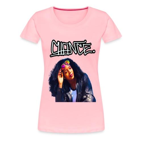 Chance Portrait - LIMITED EDITION - JMMS RECORDS - Women's Premium T-Shirt