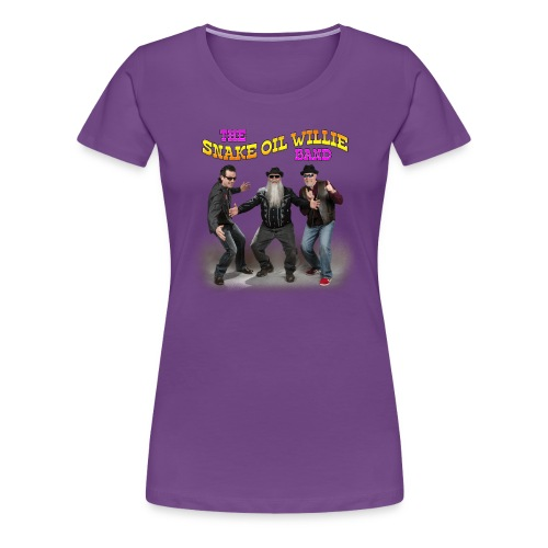 SOW gif - Women's Premium T-Shirt