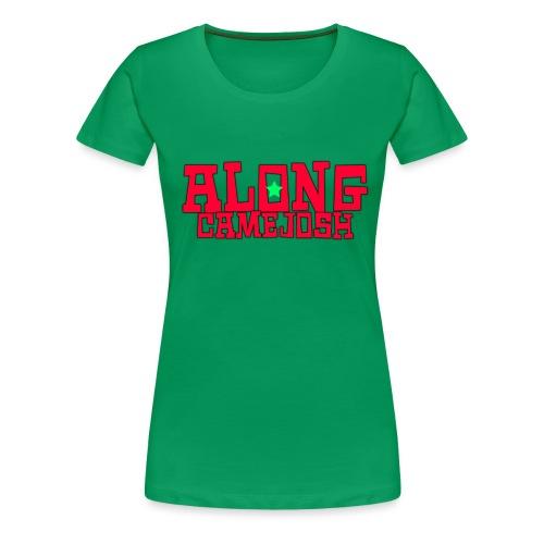 AlongCameJosh Logo - Women's Premium T-Shirt