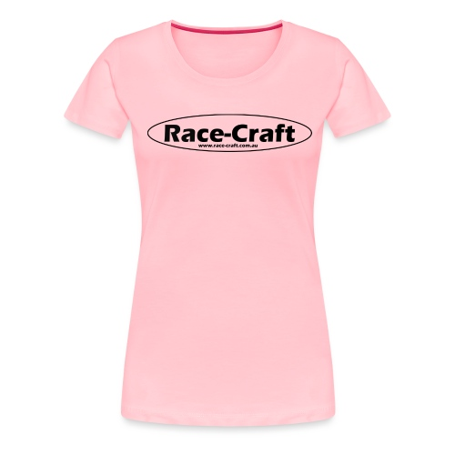 Race-Craft Women's T-Shirt Pink - Women's Premium T-Shirt
