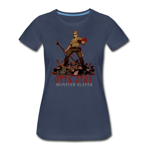 OJ Monster - Women's Premium T-Shirt