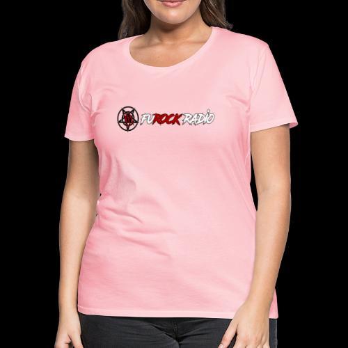 FuROCK Printed - Women's Premium T-Shirt
