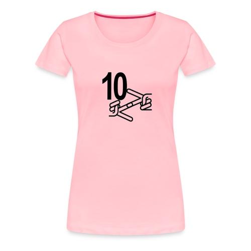 Motivation Series - Women's Premium T-Shirt