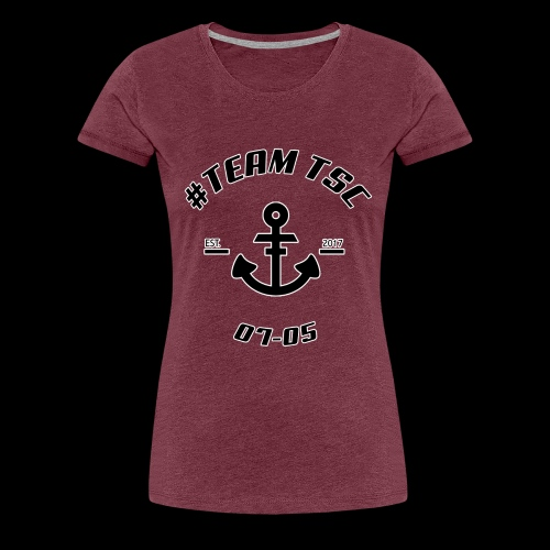 TSC Nautical - Women's Premium T-Shirt