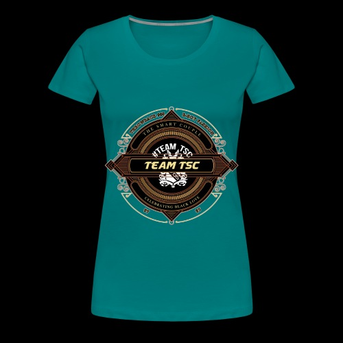 Design 9 - Women's Premium T-Shirt