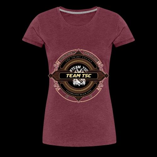 Design 9 - Women's Premium T-Shirt