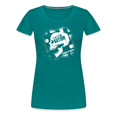 CLINT-HOB-large - Women's Premium T-Shirt