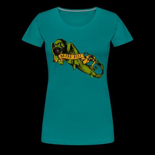 Barnum's Bride - Women's Premium T-Shirt