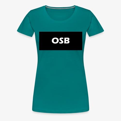 OSB LIMITED clothing - Women's Premium T-Shirt