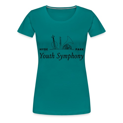Hyde Park Youth Symphony - Women's Premium T-Shirt