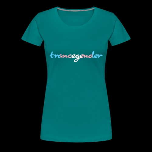 trancegender - Women's Premium T-Shirt