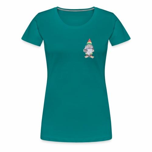 Gnomey - Women's Premium T-Shirt