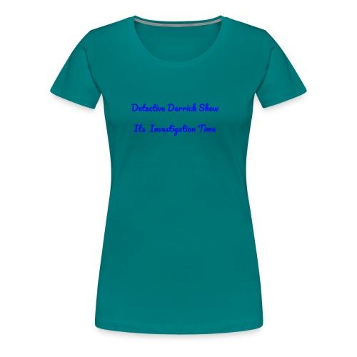 DDS - Women's Premium T-Shirt