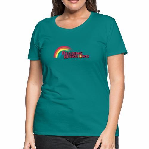 Reading DWD - Women's Premium T-Shirt