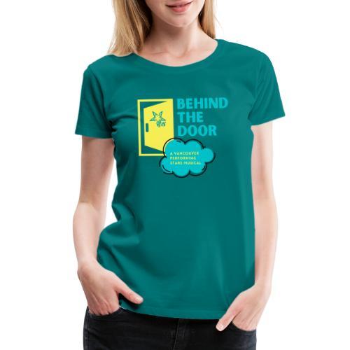 DreamsLogo - Women's Premium T-Shirt