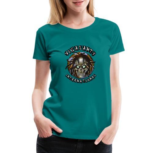 Vigalanty International - Women's Premium T-Shirt