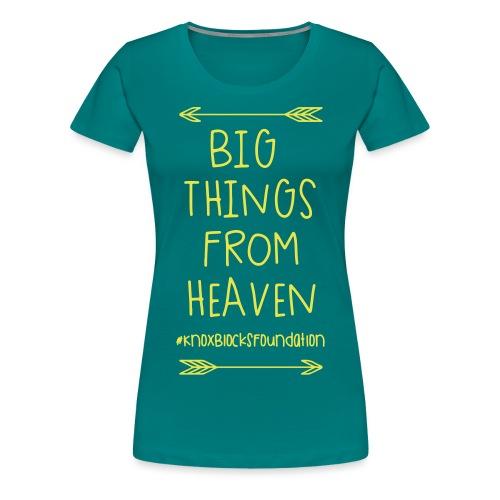 kb btfh page 1 - Women's Premium T-Shirt
