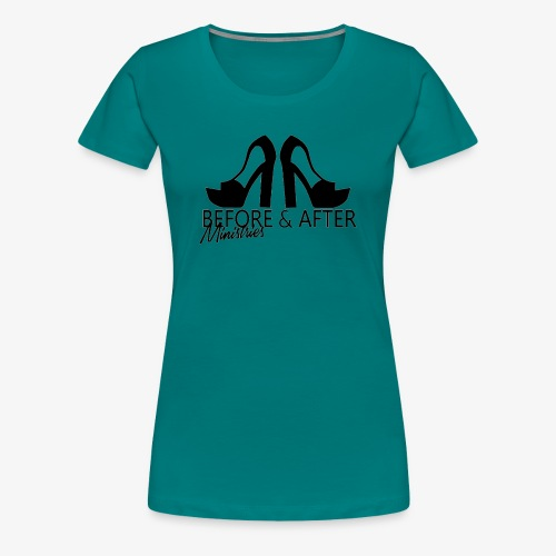 Before & After Ministries - Women's Premium T-Shirt