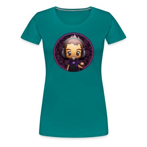 bcshirt01 png - Women's Premium T-Shirt